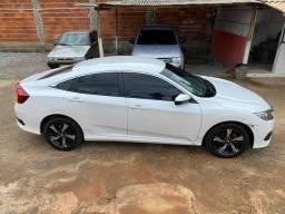 Honda Civic 2.0 EXL 17/17 c/ baixo KM, na garantia e IPVA pago - 2017