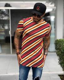 Camisas Long Line