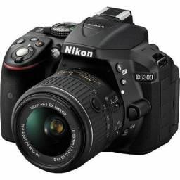 Câmera Profissional Nikon D5300