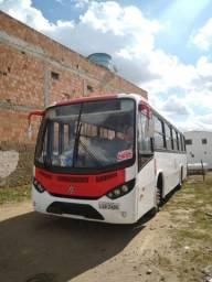 Ônibus 1418 Marcopolo ano 2008 aceito trocas