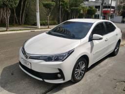 Toyota Corolla Gli 2018 Aut. 28 mil km Novíssimo Oportunidade Imperdível