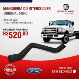 MANGUEIRA DO INTERCOOLER ORIGINAL FORD F-350/F-4000
