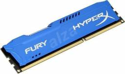 Memória Kingston HyperX FURY DDR3 4 GB 1600