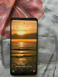 Samsung galaxy S9 plus semi novo