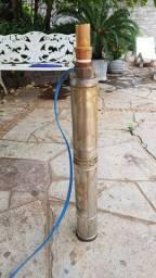 Bomba Submersível Leão (palito) Trifásica 1,5 cv