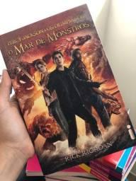 O Mar de Monstros - Percy Jackson