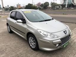 Peugeot 307 Hatch 1.6 Presence ano: 2008 Top Completo Raridade