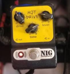 Pedal hot drive Nig pra vender logo