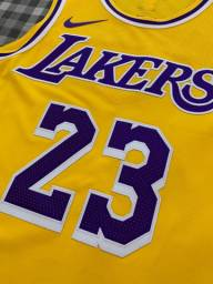 Lakers jersey (authentic) - Lebron James