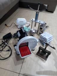 equipamentos para prótese dentária