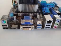 M5a78l-m plus/usb3 + fx 4300 + 8gb kingston 1333