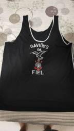 Camisa regata Gaviões da Fiel