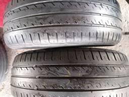 Vendo 2 pneus seme novo 160 cada
