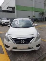 Nissan versa 1.6 2018