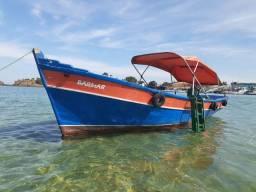 Barco.boca aberta 9 m