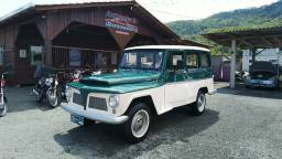 Ford Rural Willys 1966