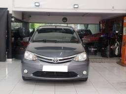 Toyota Etios XLS 1.5 Flex 16V 2014 - Ágio carta de crédito