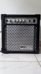 Amplificador cubo Mega Tone