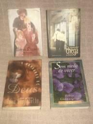 Combo de livros Zibia Gasparetto