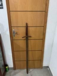 Espada medieval século XVI