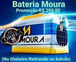 Bateria Moura 60 amps