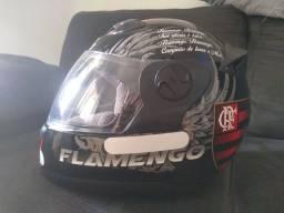 Capacete para motocicleta