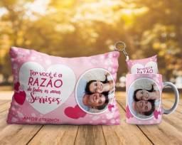 Kit Dia dos Namorados personalizado 2