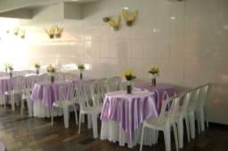 Salão de festas p/ debutantes e outros Eventos