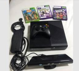Xbox 360 BEM NOVINHO, PRA VENDER LOGO.