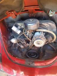 Fusca 79 motor 1500 doc ok