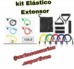 Kit Elástico Extensor