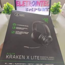 Headset Razer Kraken X Lite