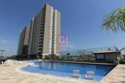 M.B (GIntervale - Aluga) Apartamento Planejado Condomínio Cyan com 2 Dormitórios