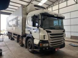 Scania Bitruck P 310 2014 8x2 Chassi