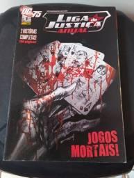 Hq Liga da justiça Anual