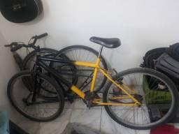 Bike aro 26 reduzida. (Tem que fazer revisão)