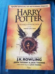 Harry Potter e a criança amaldiçoada *usado*