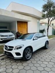 Mercedes GLE-400 coupe 16/16 aceito troca