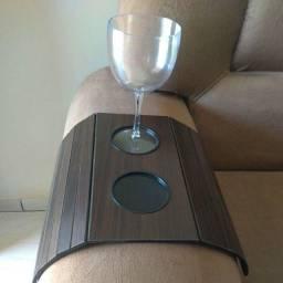 Título do anúncio: Esteira de sofá para copos ( ENTREGAMOS)