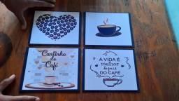 Placas decorativas (Mdf) Qualquer foto