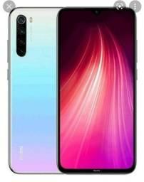 Xiaomi Redmi note 8 branco 64gb