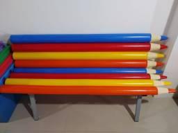 Banco Lápis Lig Lig