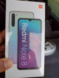 """Smartphone Xiaomi Redmi Note 8 Dual SIM 64GB Tela 6.3"""" Full HD Quad Cam 48+8+2+2MP/13MP"""