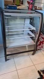 Vendo vitrine refrigerado para tortas e refrigerante