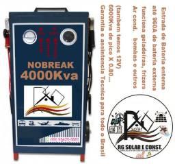 No Break 4000Kva 24v/220