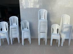 Cadeiras Fortes Tramontina Unidade 40 Reais