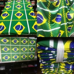 Bandeira Brasil modelo Único NÃO TENHO OUTRO SÓ 10,00