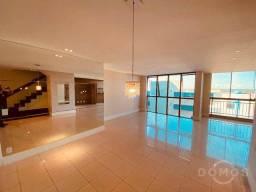 Cobertura no Via Montello com 4 dormitórios à venda, 370 m² por R$ 4.890.000 - Asa Sul - B