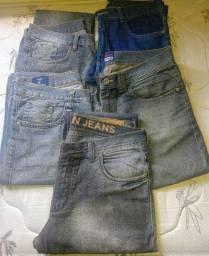 Calças jeans ORIGINAIS Toulon e Taco