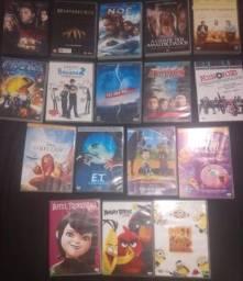 Vendo 29 Dvds Originais